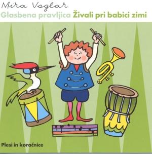 Živali pri babici zimi / Glasbeni plesi in koračnice (CD)-1937