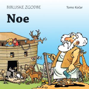 Biblijske zgodbe - Noe + GRATIS Abraham-1846