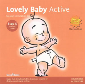 Lovely Baby Active / Aktivnost (CD)-1859
