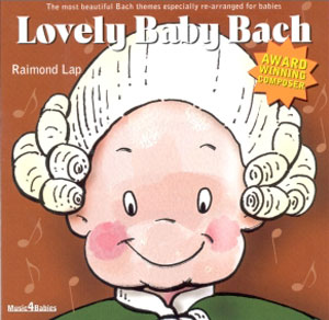 Lovely Baby Bach (CD)-1860