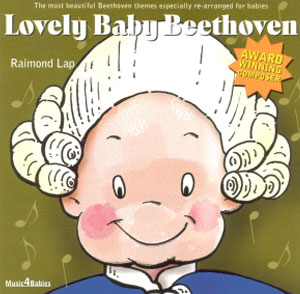 Lovely Baby Beethoven (CD)-1861