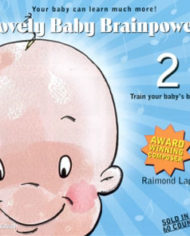 Lovely Baby Brainpower CD – 2-1864