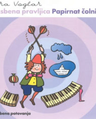 Papirnati čolniček / Glasbena potovanja (CD)-1906