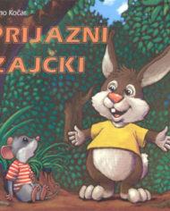Prijazni zajčki (CD)-1911