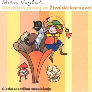 Živalski karneval / Glasba za različna razpoloženja (CD)-1938