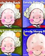 4 CD Lovely Baby Classics-1841