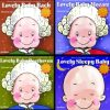 4 CD Lovely Baby Classics-1943