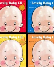 4 CD Lovely Baby CD (1,2,3,4)-1840