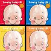 4 CD Lovely Baby CD (1,2,3,4)-1942