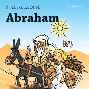 Biblijske zgodbe - Abraham + GRATIS Noe-2760