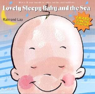 Lovely Sleepy Baby & the Sea-1885
