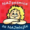Naj pesmice za najmlajše (CD)-1894
