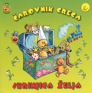 Skrinjica želja (CD)-2564